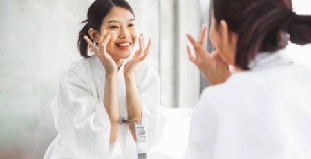 azjatycka pielęgnacja twarzy