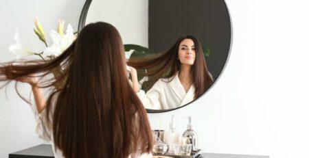 bardzo cienkie włosy