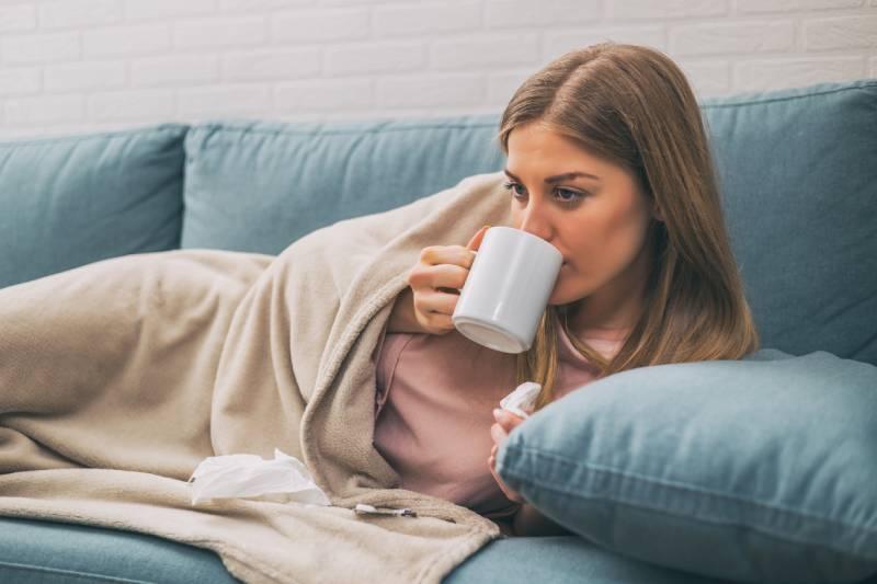 domowe metody na przeziębienie