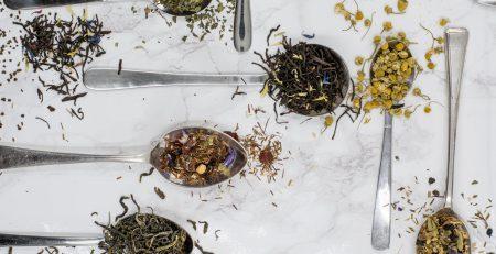 rodzaje herbaty